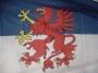 Flagge Pommern 150x90 cm