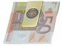 Geldscheinklammer mit Kompassrose