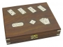 Spielebox mit Klappdeckel