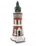 "Leuchtturm  Bremerhaven   ""Pingelturm"""