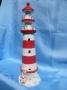 Leuchtturm, Holz 39,5 cm