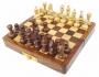 Schachspiel in einer Faltbox