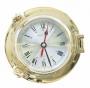Uhr im Bullauge, Ø 14 cm