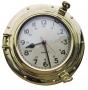 Uhr im Bullauge, Ø 28,5 cm